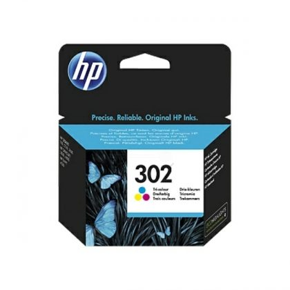HP 302 / F6U65AE Original Tintenpatrone color